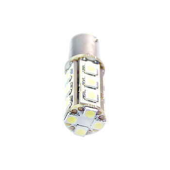 12V/24V Ba15S Ba15D 16 SMD 5050 LED Replacement Light Bulbs - KoreaAutoAccessory