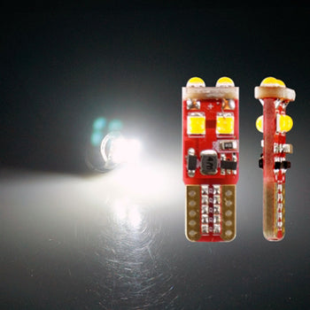 12V Car Light Bulbs Miniature Bulb T10 Wedge 6 SMD - KoreaAutoAccessory