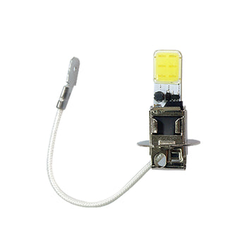 12V-24V Highpower COB Chip LED H3 Fog Light Bulb - KoreaAutoAccessory