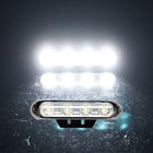 12V MOTOPIA LED DRL Fog Light Position Lamp 6000K With Bracket - KoreaAutoAccessory