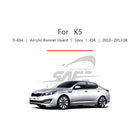 1pc Kia Fit Optima Bonnet Guard Molding Trim