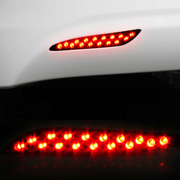 Hyundai Elantra MD LED Taillight Reflector Waterproof Brake Turn Signal Backup