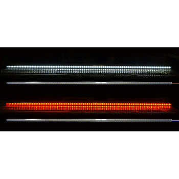 12V 150cm Spread Convex Lens LED 90 Light Linear Bar - KoreaAutoAccessory