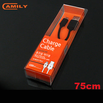 Charging Cable Micro 5Pin 75cm 29.53in