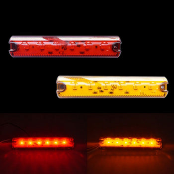 12V-24V LED Side Lamp Marker Light - KoreaAutoAccessory