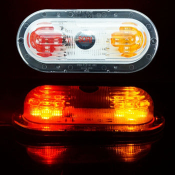 24V Switchback Wing LED Side Marker Light - KoreaAutoAccessory