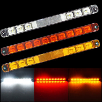 14.2in 24V 10LED Side Marker Light - KoreaAutoAccessory