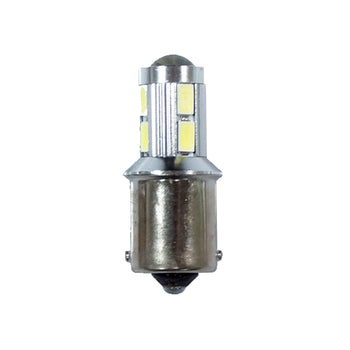 12V-24V Highpower Ba15S 1156 10 SMD 5730 LED Replacement Light Bulbs - KoreaAutoAccessory