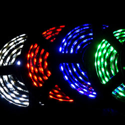 12V 5M LED Snow Fall Christmas Xmas Flexible Strip Light 5050 Waterproof - KoreaAutoAccessory