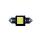 12V White Xenon Festoon base LED Bulb 31mm 36mm 39mm 41mm Car COB Panel Light - KoreaAutoAccessory