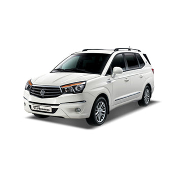 SsangYong Korando Turismo Exact Fit 5050 LED Front Rear Exclusive Interior Light Package - KoreaAutoAccessory