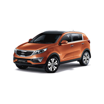 KIA Sportage-R Exact Fit 5050 LED Front Rear Exclusive Interior Light Package - KoreaAutoAccessory
