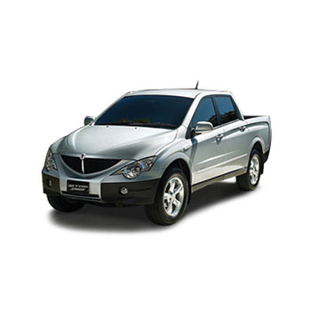 SsangYong Actyon Sports Exact Fit 5050 LED Front Rear Exclusive Interior Light Package - KoreaAutoAccessory