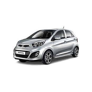 KIA 2011-13 All New Picanto(Non-sunroof) Exact Fit 5050 LED Front Map Exclusive Interior Light Package