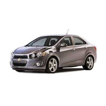 Chevrolet Aveo Exact Fit 5050 LED Front Exclusive Interior Light Package - KoreaAutoAccessory