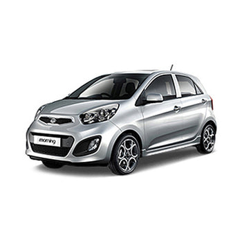 KIA 2011-13 All New Picanto(Sunroof) Exact Fit 5050 LED Front Map Rear Dome Exclusive Interior Light Package