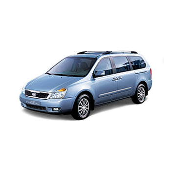 KIA Grand Sedona(Normal type) Exact Fit 5050 LED Front Map Rear Dome Cargo Trunk Light Exclusive Interior Light Package