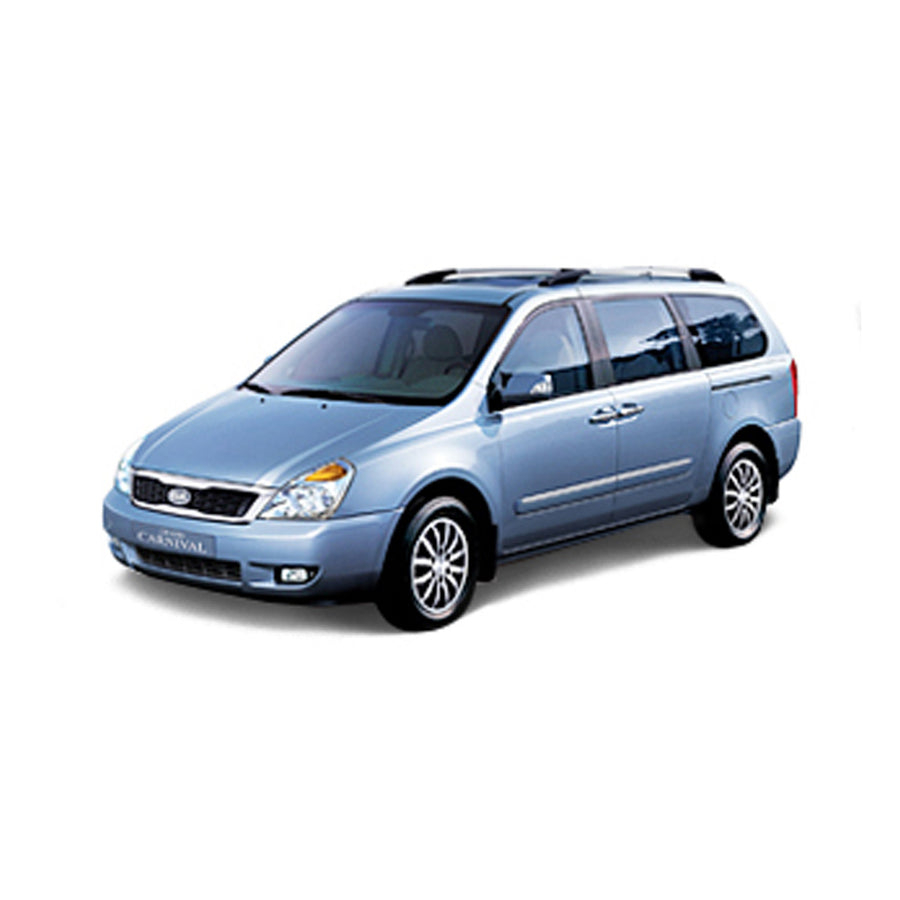 KIA Grand Sedona(Normal type) Exact Fit 5050 LED Front Map Rear Dome C