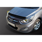 1pc Hyundai Fit Accent 4 Door Bonnet Guard Molding Trim - KoreaAutoAccessory
