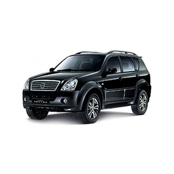 SsangYong Rexton2/Super Rexton Exact Fit 5050 LED Front Rear Exclusive Interior Light Package - KoreaAutoAccessory