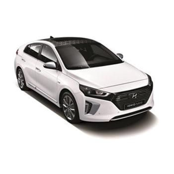 Hyundai Ioniq Exact Fit 5050 LED Front Rear Exclusive Interior Light Package - KoreaAutoAccessory