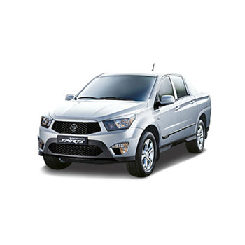 SsangYong Korando Sports Exact Fit 5050 LED Front Rear Exclusive Interior Light Package - KoreaAutoAccessory