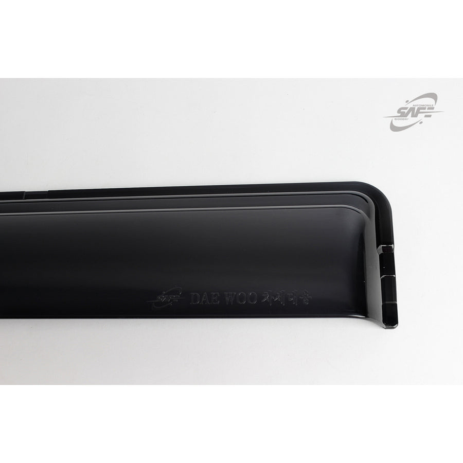 2pcs Chevrolet Fit Truck Ultra Smoke Smog Side Window Visor - KoreaAutoAccessory