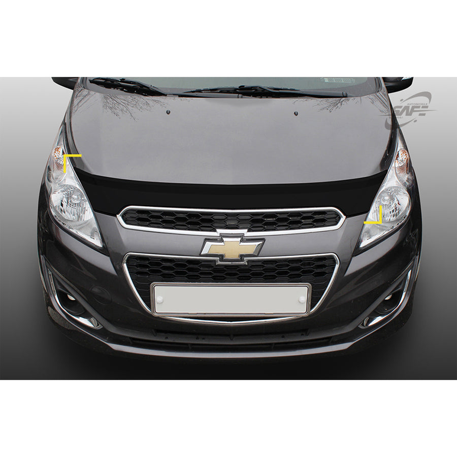 1pc Chevrolet Fit Spark Bonnet Guard Molding Trim - KoreaAutoAccessory