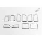 10pcs Hyundai Fit Click Chrome Interior Molding - KoreaAutoAccessory