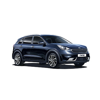 KIA Niro Exact Fit 5050 LED Front Rear Cargo Trunk Light Exclusive Interior Light Package - KoreaAutoAccessory