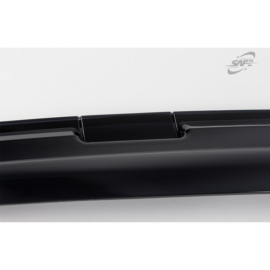 2pcs Hyundai Fit Grace Smoke Smog Side Window Visor - KoreaAutoAccessory