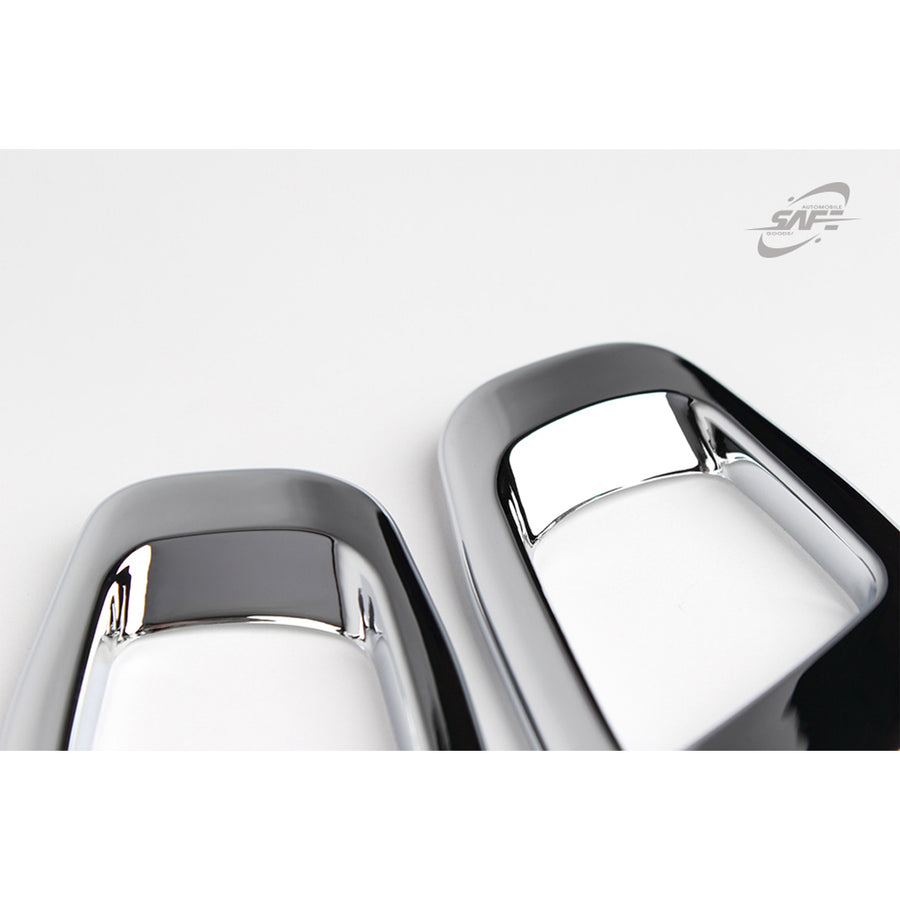 11pcs Chevrolet Fit Spark Chrome Interior Molding - KoreaAutoAccessory