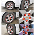 20Pcs Car Auto Wheel Lug Nuts 19mm 21mm - KoreaAutoAccessory