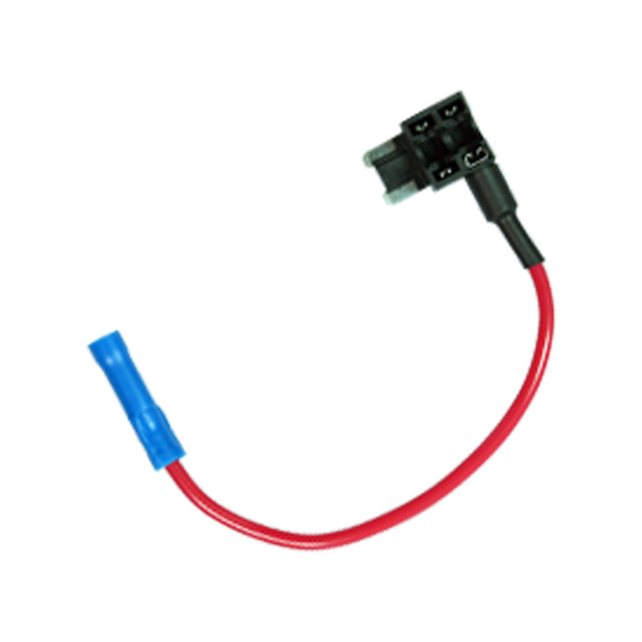 Fuse Adapter Wire Trusted Wiring Diagram Automotive Box Tap Car Auto Add A Circuit Blade Dual Holder
