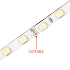 12V 90CM LED Ultra Slim Flexible Strip Light LED Waterproof - KoreaAutoAccessory