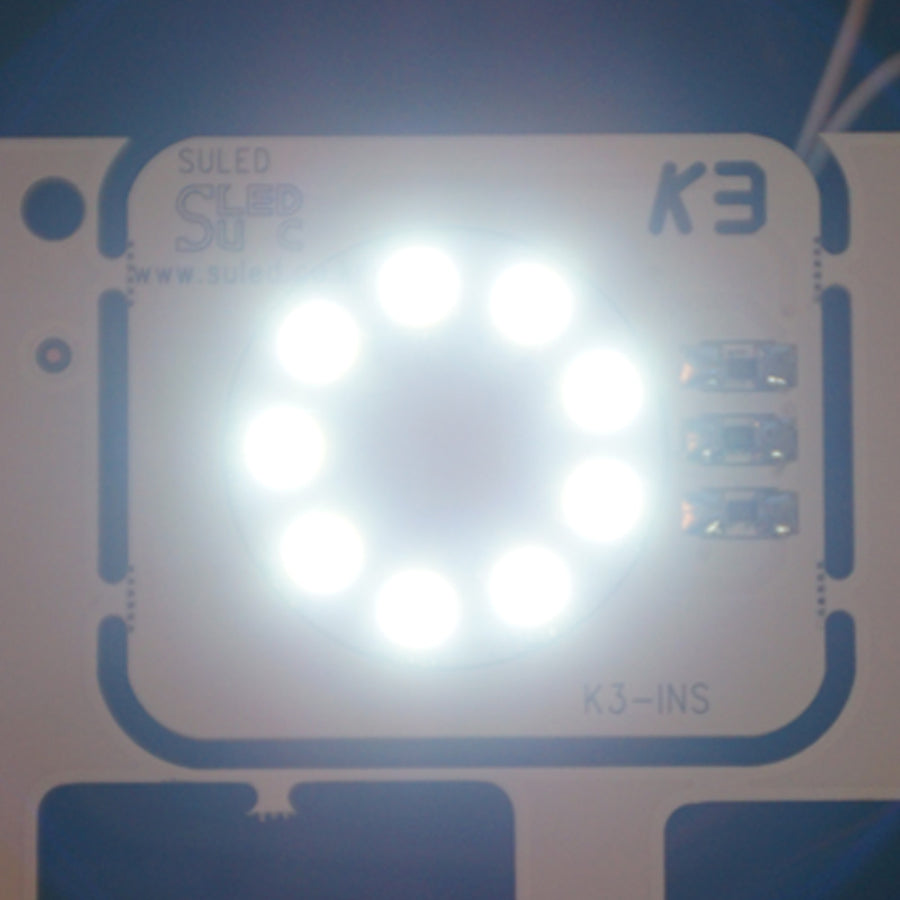 KIA Forte Exact Fit 5050 LED Front Rear Exclusive Interior Light Packa