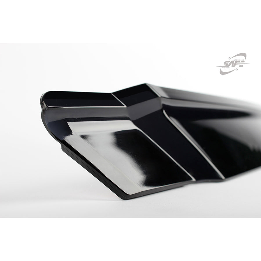 1pc Chevrolet Fit Matiz Bonnet Guard Molding Trim - KoreaAutoAccessory