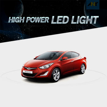 Hyundai Elantra MD Exact Fit 5050 HIGH POWER LED Front Rear Exclusive Interior Light Package