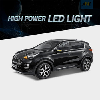 Kia Sportage QL Exact Fit 5050 HIGH POWER LED Front Rear Exclusive Interior Light Package