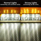 12V/24V LED Side Marker Lamp Dual Color Switchback - KoreaAutoAccessory