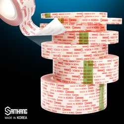 Acrylic Foam Double-sided Tape Roll Clear Transparent Sticky 1T x 5M x 8mm / 10mm / 12mm / 20mm / 25mm / 40mm / 50mm