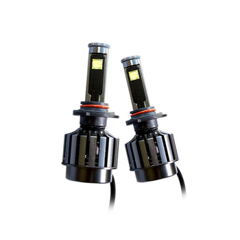 12V 24V 30W 6000LM Cree LED  Headlight Foglight Replacement for 2 years Warranty (Pack of 2pcs) - KoreaAutoAccessory