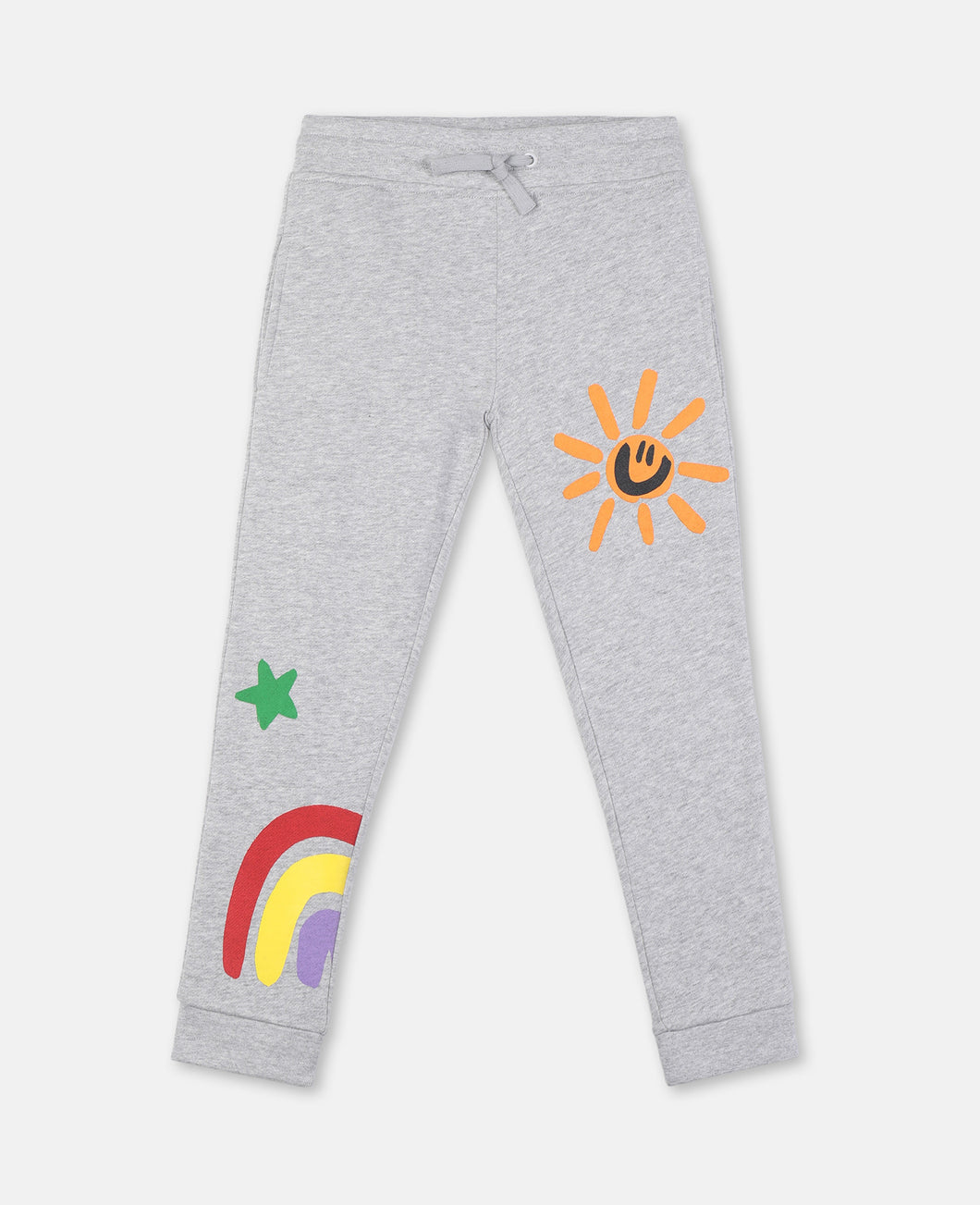 Crayon Weather Print SMC Joggers