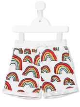 Scribble Rainbow SMC Baby Shorts