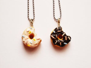 Donut Bite Pop Cutie Necklace