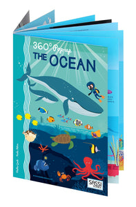 Sassi 360¡ Pop-Up The Ocean