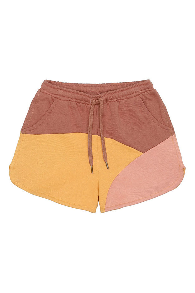 Paris Soft Gallery Scenery Shorts