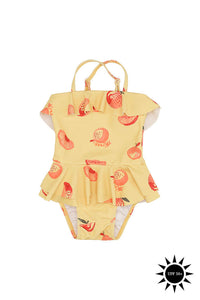 Shirley SG Oranges Swimsuit
