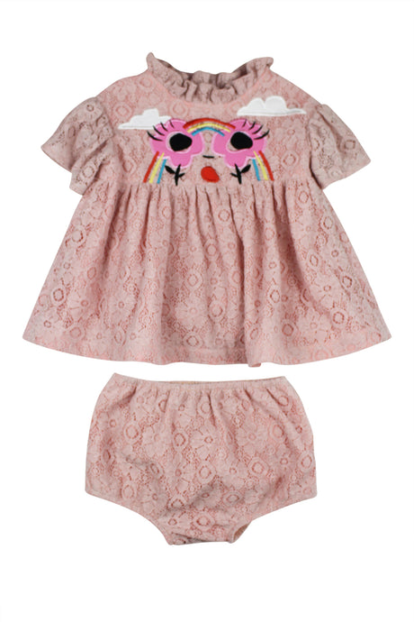 Happy RP Baby Dress
