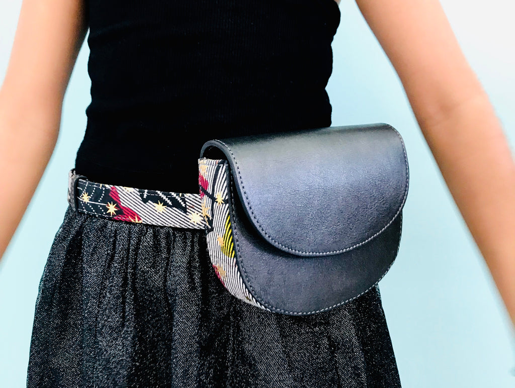 Teen 37 Design Belt Bag